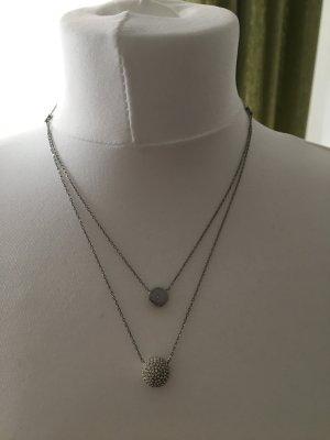 Michael Kors Kette Silver