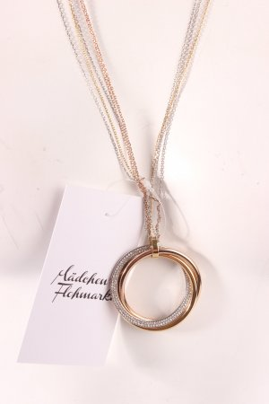 "Michael Kors Kette ""Three Ring Necklace"""
