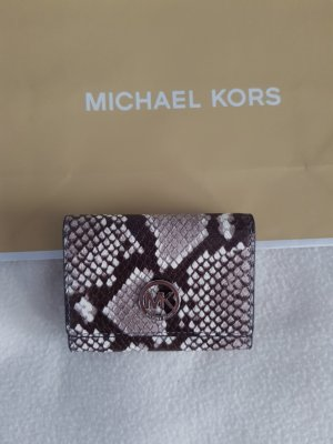 Michael Kors Wallet pink-light brown leather