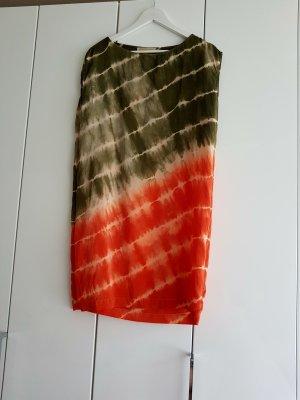 Michael Kors Kleid 38 Orange Khaki