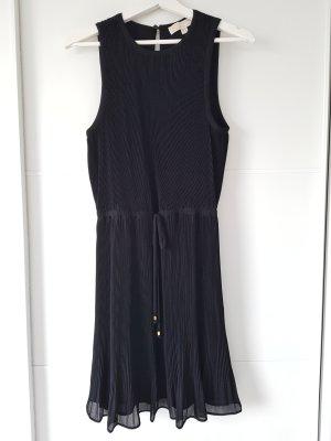 MICHAEL KORS Kleid aus Plissee, schwarz, tailliert, Gr.34 (2)