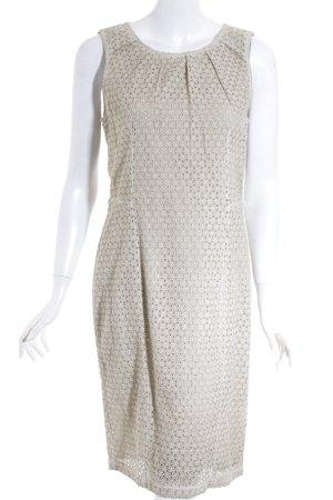 Michael Kors Dress beige-oatmeal abstract pattern casual look