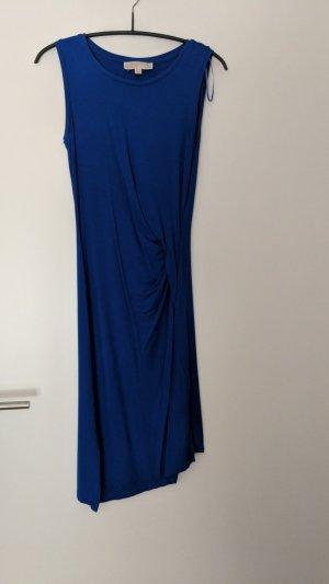 Michael Kors Abito midi blu-blu neon Cotone