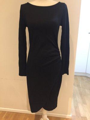 Michael Kors Midi Dress black
