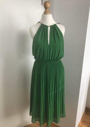 Michael Kors Off-The-Shoulder Dress green