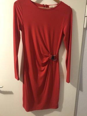 Michael Kors Kleid in Rot XS