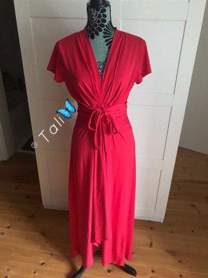 Michael Kors Kleid Midi Maxi  Rot  L 40 10