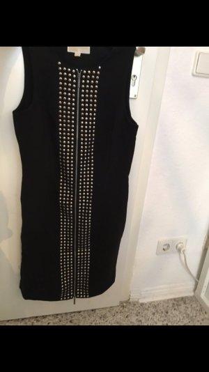 Michael Kors Kleid schwarz mit silbernen Nieten