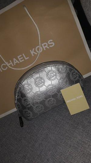 Michael Kors Mini Bag silver-colored