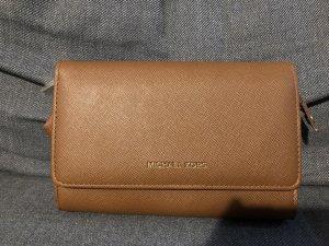 Michael Kors Borsa clutch cognac Pelle