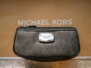 MICHAEL KORS Kosmetiktasche MK Logo Tasche Travel Case Schwarz
