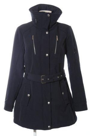 Michael Kors Abrigo corto azul look casual