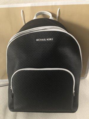 Michael Kors Zaino laptop nero-bianco Pelle
