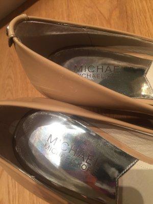 Michael Kors Lack Schuhe, neu-nur 1x getragen!