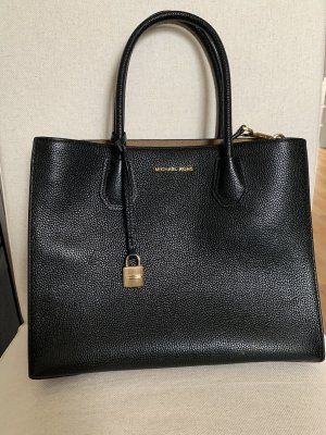 Michael Kors Tote black leather