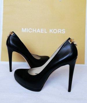 Michael Kors Talons hauts noir