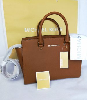 Michael Kors Leder Tasche Neu mit Etikett und mit Staubbeutel