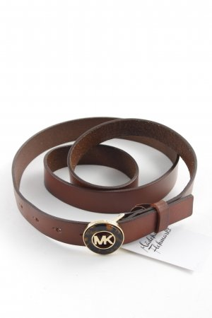 Michael Kors Leather Belt multicolored casual look