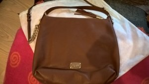Michael Kors Pouch Bag brown leather