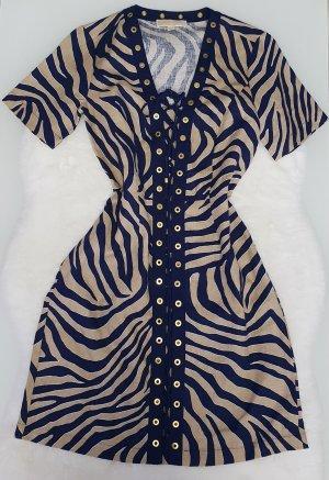 Michael Kors Leinen Kleid