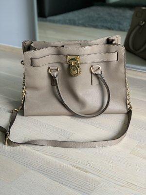 Michael Kors Handbag light brown-gold-colored