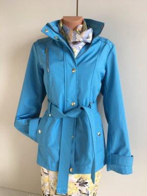 Michael Kors Mantel Gr. M 38-40 Blau