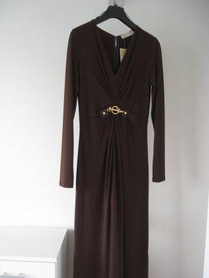 "Michael Kors Maxi-Kleid in Farbe ""chocolate"""