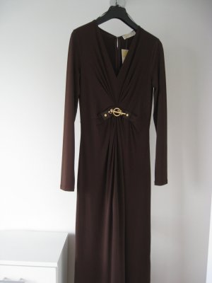 "Michael Kors Maxi-Kleid in Farbe ""chocolate"""