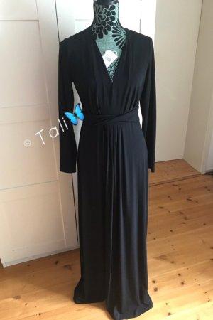 Michael Kors Maxi Kleid lang  Schwarz  M 38 8