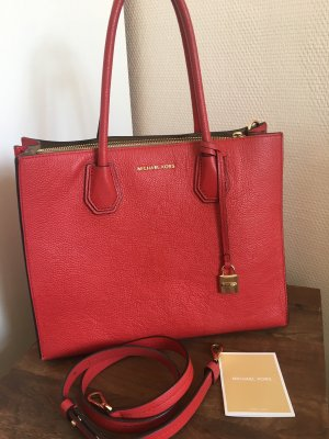 Michael Kors Sac à main rouge-rouge clair