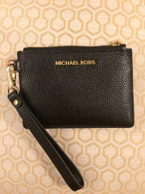 Michael Kors Portefeuille doré-noir