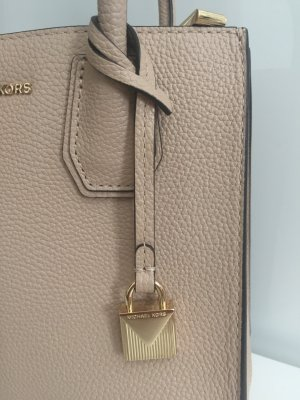 Michael Kors Bolso color oro-nude