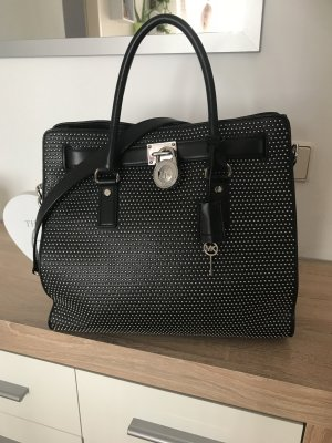 Michael Kors Micro Stud Leather Large Tote