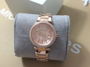 Michael Kors Montre analogue rosé-rose clair