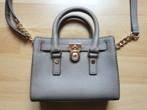 Michael Kors Minibag Handtasche dark Düne grau braun