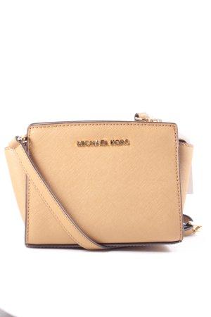 Michael Kors Minitasche camel-goldfarben Eleganz-Look