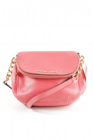 Michael Kors Mini Bag salmon-gold-colored elegant