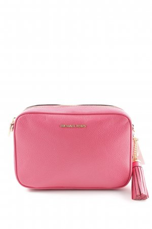 "Michael Kors Mini sac ""MD Camera Bag Rose Pink"" rose"