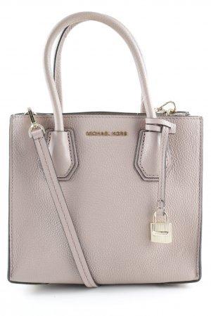 "Michael Kors Borsetta mini ""Mercer MD Messenger Bag Leather Fawn"""