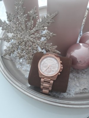 Michael Kors Self-Winding Watch rose-gold-coloured stainless steel
