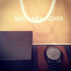 Michael Kors MK Uhr in schwarz