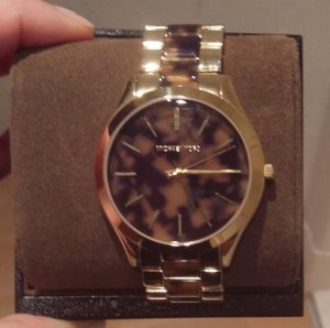michael kors mk4284 armbanduhr damenuhr neu ungetragen