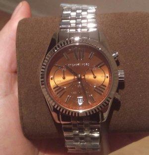michael kors mk6221 armbanduhr damenuhr neu edelstahl