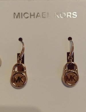 Michael Kors MKJ6815791 ohhringe rosė gold neu durchzieher