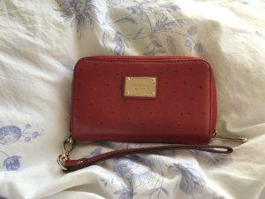 Michael Kors mobile wallet/ Mini clutch.