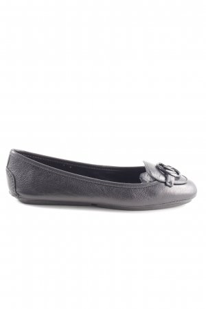 "Michael Kors Mokassins ""Lillie Moccasin Black"" schwarz"