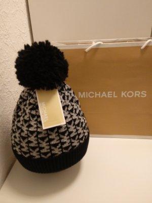 Michael Kors Casquette noir-argenté