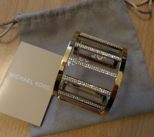 Michael kors neu Armband Armreif neu gold edelstahl