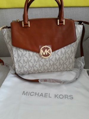 Michael Kors Neu, Leder/Canvas