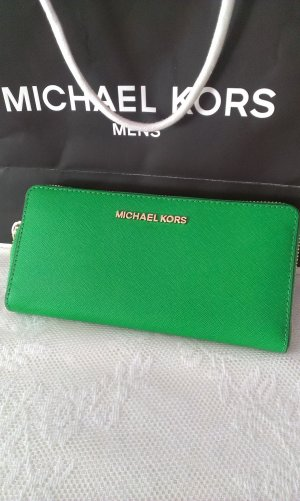 Michael Kors Wallet gold-colored-green